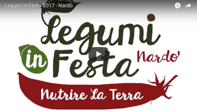 Legumi in Festa 2017 - Nardò (Le)